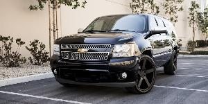 Chevrolet Suburban with Milanni Wheels 472 Switchback