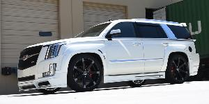 Cadillac Escalade with Milanni Wheels 9042 Sultan