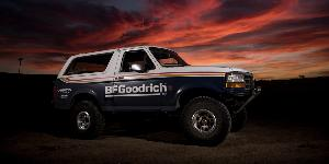 Ford Bronco with Vision Off Road 398 Manx