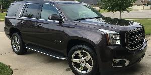 GMC Yukon with Vision Off Road 390 Empire