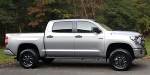 Toyota Tundra with Vision Off Road 399 Fury