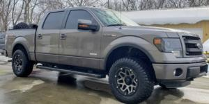 Ford F-150 with Vision Off Road 416 Se7en