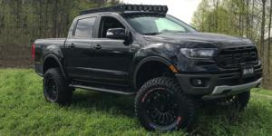 Ford Ranger with Vision Off Road 417 Creep