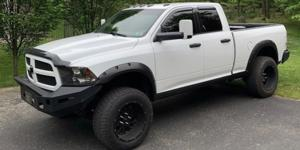 Ram 1500 with Vision Off Road 412 Rocker