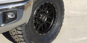 Toyota Tundra with Vision Off Road 111 Nemesis