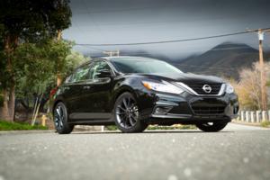 Nissan Altima with Platinum 457 Revelation