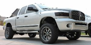 Dodge Ram 2500 with SOTA Offroad A.W.O.L.