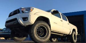 Toyota Tacoma with Method Race Wheels MR304 - Double Standard