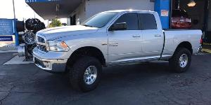 Dodge Ram 1500 with Method Race Wheels MR301 The Standard