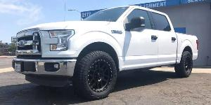 Ford F-150 with Method Race Wheels MR306 - Mesh