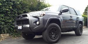 Toyota 4Runner with Fuel 1-Piece Wheels Recoil - D584