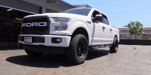 Ford F-150 with XD Series by KMC XD829 Hoss 2