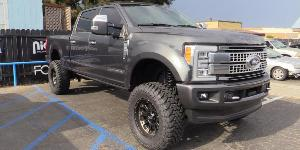 Ford F-250 Super Duty with XD Series by KMC XD829 Hoss 2