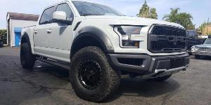 Ford F-150 with Method Race Wheels MR305 - NV