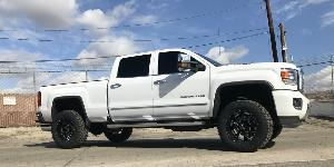 GMC Sierra 2500 HD with SOTA Offroad Novakane