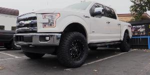 Ford F-150 with Fuel 1-Piece Wheels Krank - D517