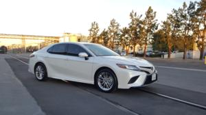 Toyota Camry with Platinum 437 Genesis