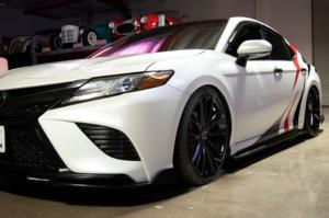Toyota Camry with Platinum 458 Prophecy