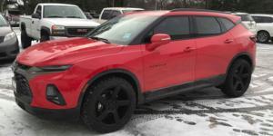 Chevrolet Blazer with Milanni Wheels 472 Switchback