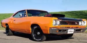 Dodge Coronet with Vision Wheel 531 Sport Lite