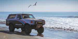 Ford Bronco with Vision Off Road 355 Manx 2 Overland