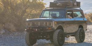 International Scout II with Vision Off Road 355 Manx 2 Overland