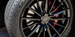 Audi SQ5 with Vision Wheel 473 Axis