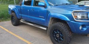 Toyota Tacoma with Vision Off Road 399 Fury
