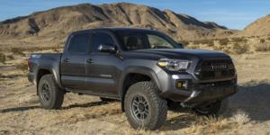 Toyota Tacoma with Vision Off Road 355 Manx 2 Overland
