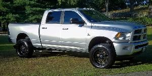 Dodge Ram 2500 with SOTA Offroad J.A.T.O.