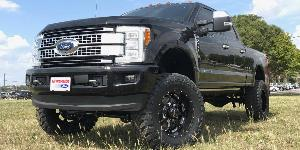 Ford F-250 Super Duty with SOTA Offroad Novakane