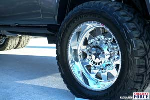 1985 Dodge Ram 3500 Dual Rear Wheel with American Force Super Dually Series 611 Independence SD