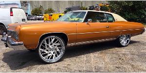 Chevrolet Caprice with Asanti Wheels AF832