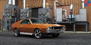 American Motors AMX with US Mags Bandit - U109