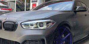 BMW M340i with Verde Wheels V99 Axis