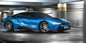 BMW i8 with Asanti Black Label ABL-19 Athena