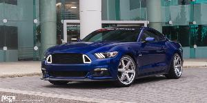 Ford Mustang with Niche Sport Series Altair - M193