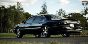 Chevrolet Impala with DUB Forged Baller - X84
