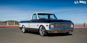 Chevrolet C10 with US Mags C-Ten - U129