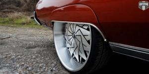 Chevrolet Impala with DUB 1-Piece Dazr - S234