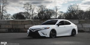 Toyota Camry with Niche Sport Series DFS - M223