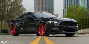 Ford Mustang with Niche Sport Series Invert - M163