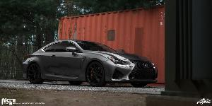 Lexus RC F with Niche Sport Series Misano - M117