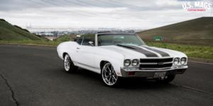 Chevrolet Chevelle with US Mags Rambler - u117