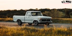 Ford F-100 with US Mags Rambler - U111