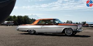 Chevrolet Impala with US Mags Rambler - U110