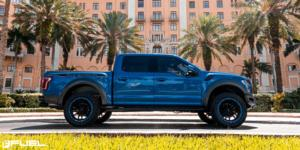 Ford F-150 with Fuel 1-Piece Wheels Rebel 6 - D679