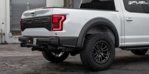 Ford F-150 with Fuel 1-Piece Wheels Rebel 6 - D680