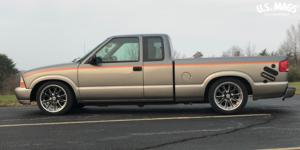 GMC Sonoma with US Mags Rambler - u117