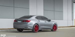 Acura TLX with Niche Sport Series Sector - M213